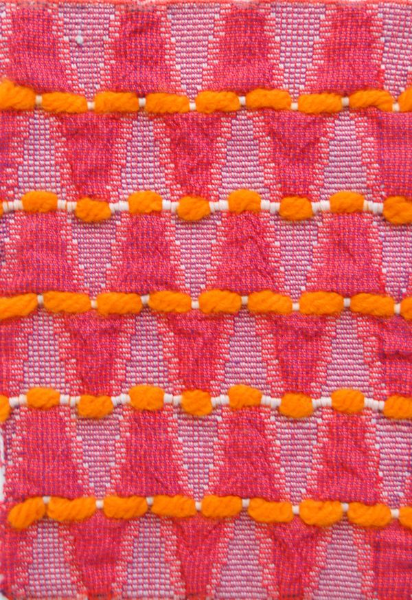 AVL Compu-Dobby Weaving on RISD Portfolios