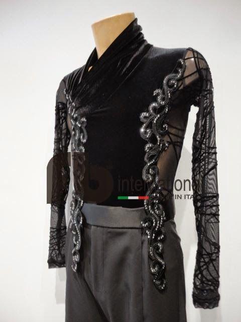 FB INTERNATIONAL DANCE WEAR - Latin dresses - Dance Wear Men