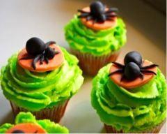 Cupcakes d'Halloween de Marine