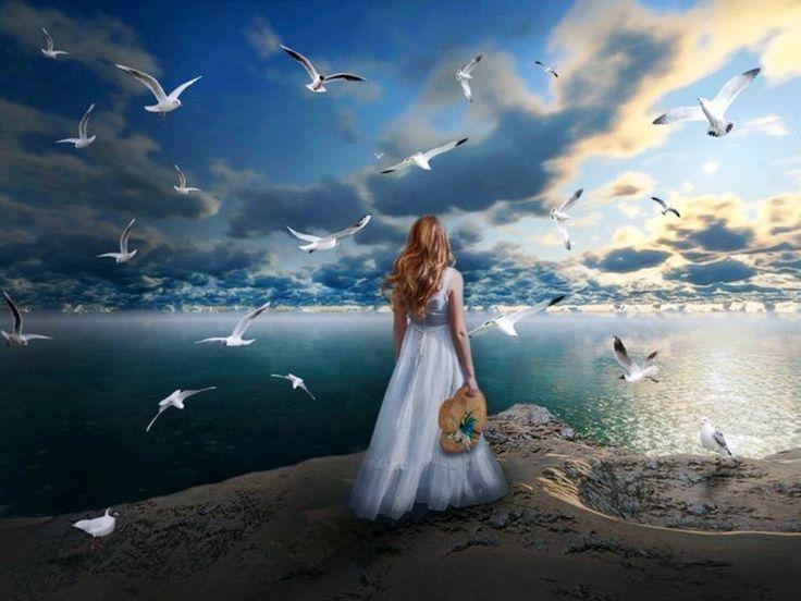 Deniz & KuşLaR & KadıN