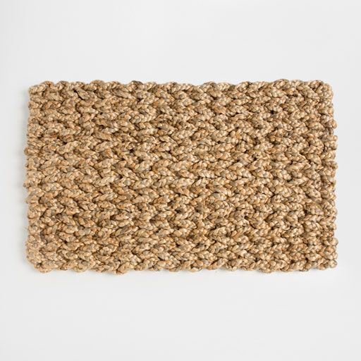 Image of the product Natural coloured jute mat