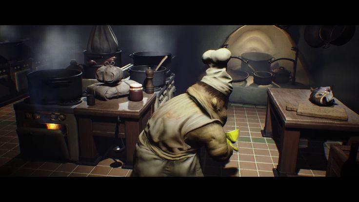 Little Nightmares - The Nine Deaths of Six Trailer #Gaming #VideoGames #PCGames #PlayStation4 #PS4 #XboxOne #PuzzlePlatformer #Platformer #HorrorGame #TarsierStudios #BandaiNamco