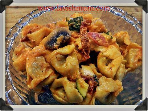 Pasta - www.lavishmum.com