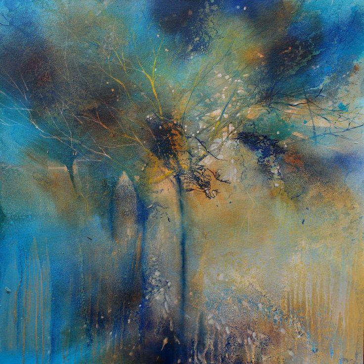lorna holdcroft paintings | Lorna Holdcroft painting | Abstrak | Pinterest