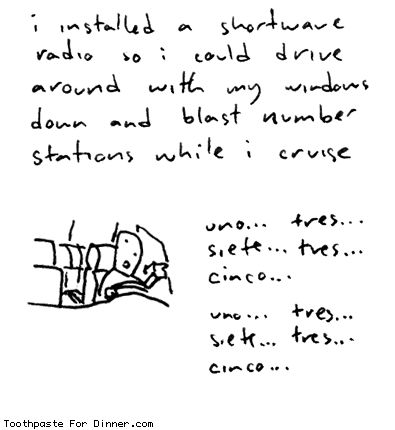 Toothpaste For Dinner by @drewtoothpaste - numbers stations