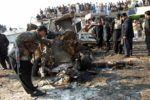 Explota un camión bomba en Kabul, deja 90 muertos y más de 400 heridos