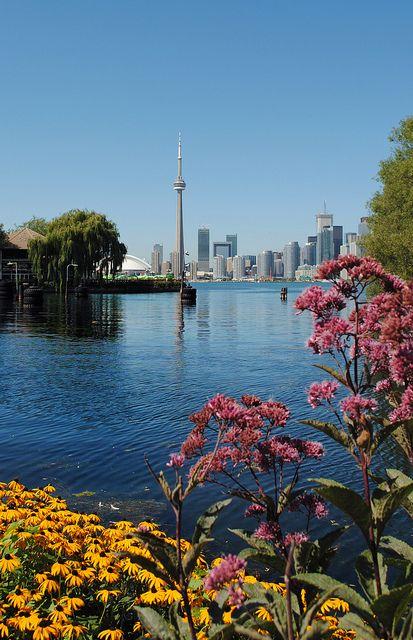 Toronto from Toronto Island