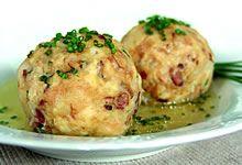 Rezepte aus Österreich: Tiroler Speckknödel aus dem Burgenland