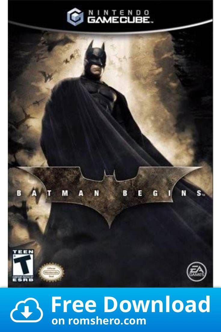Download Batman Begins Gamecube Rom Batman Begins Gamecube Batman