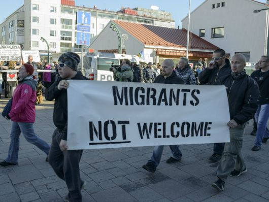 HELSINKI COPS: 'Widespread' Sexual Harrasment By 'Asylum Seekers' on New Years…