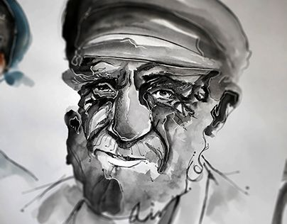 "Check out new work on my @Behance portfolio: ""Watercolor Series"" http://be.net/gallery/47320061/Watercolor-Series"