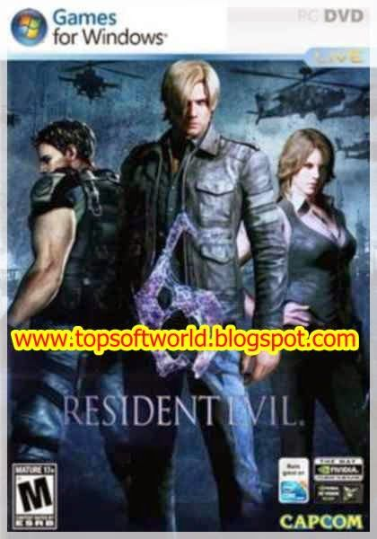 Free Download Resident Evil 6 PC Game