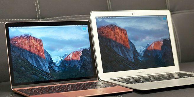 Comparación del MacBook 2016 vs MacBook Air 2015 [Vídeo] # Si necesita un Mac, entonces necesitas saber si quieres ya sea el de MacBook Retina de 12 pulgadas o un MacBook de 13 pulgadas. En elvídeo que os dejamos después de seguir leyendo, le ayudará ... »