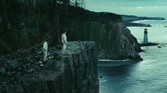 Shutter Island directed by Martin Scorsese