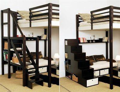 25 best ideas about escaleras para espacios reducidos on - Decoracion apartamentos pequenos ...