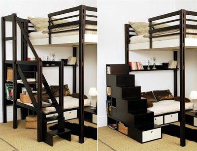 Como decorar mi casa blog de decoracion modernas - Literas modernas ...