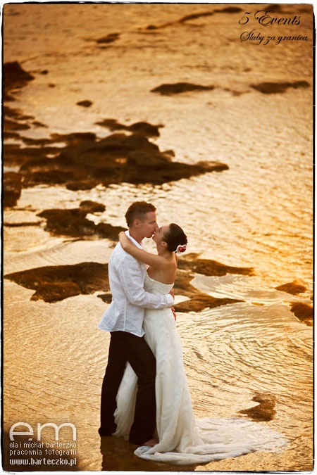 Rhodes, wedding in Greece, www.barteczko.pl
