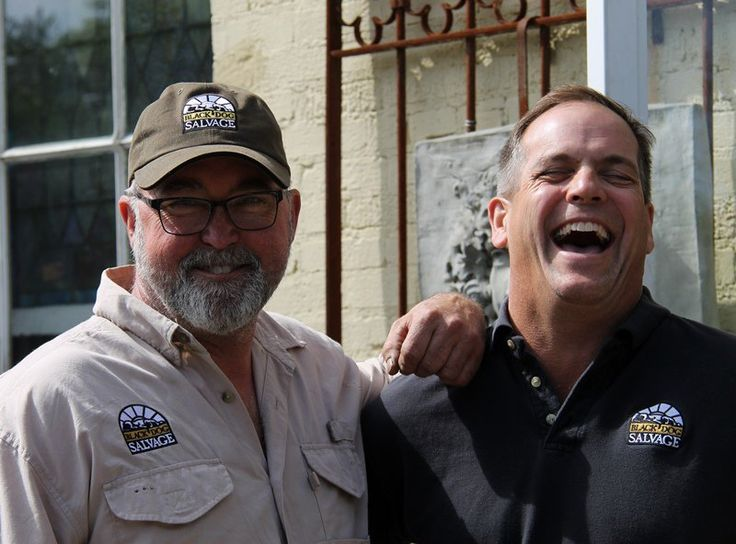 A Visit to Black Dog Salvage: The Real Business of Salvage Dawgs