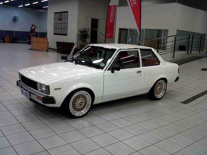 Old Toyota Rear Wheel Drive Cars