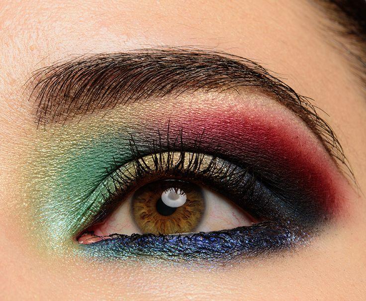 Melt Cosmetics Muerte Eyeshadow Palette Review & Swatches