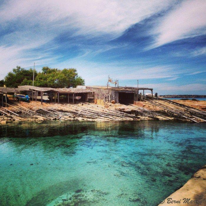 Es Caló - Formentera