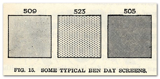 Image result for benday dots