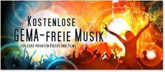 GEMA-freie Musik kostenlos für private Nutzungen downloaden