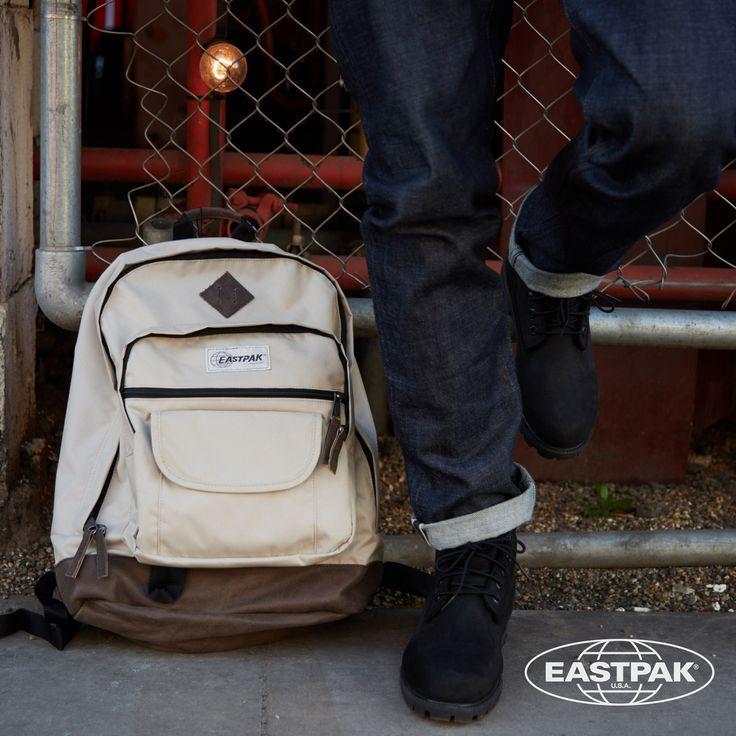 Win a SS16 Eastpak Backpack