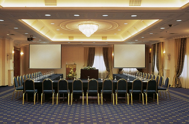 Zeus Conference Room - U layout