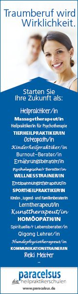 Paracelsus Heilpraktikerschulen