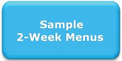 Sample Two-Week Menu - Budget-conscious 2-week menus/ Grocery and pantry staples lists/ A cookbook that includes these 25 recipes