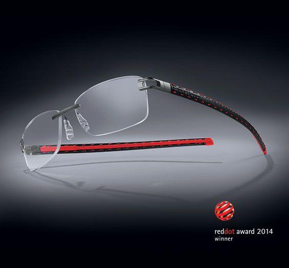 tag heuer avant guarde eyewear wins a dot design award