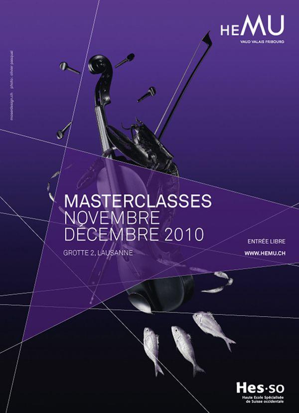 Haute Ecole de Musique Lausanne (HEMU) by Alexandre Henriques