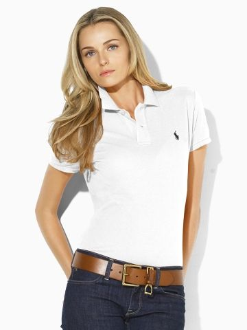 25 best ideas about polo shirt women on pinterest polo shirt style. Black Bedroom Furniture Sets. Home Design Ideas