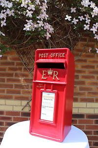 Royal Mail RED Wedding Post Box HIRE £35 (SOUTHPORT Merseyside/Lancashire)
