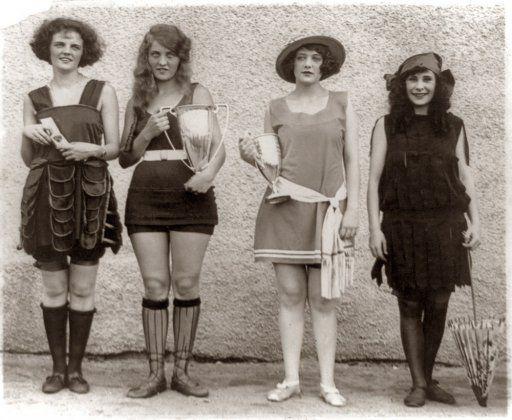 Beauty Prize Winners: 1922