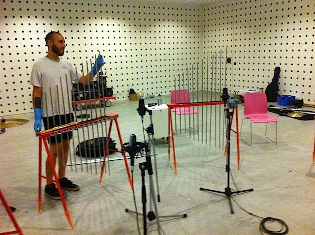 Overtone Ensemble Recording