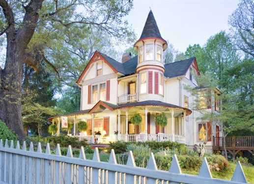 Queen Anne Bed And Breakfast Asheville Nc