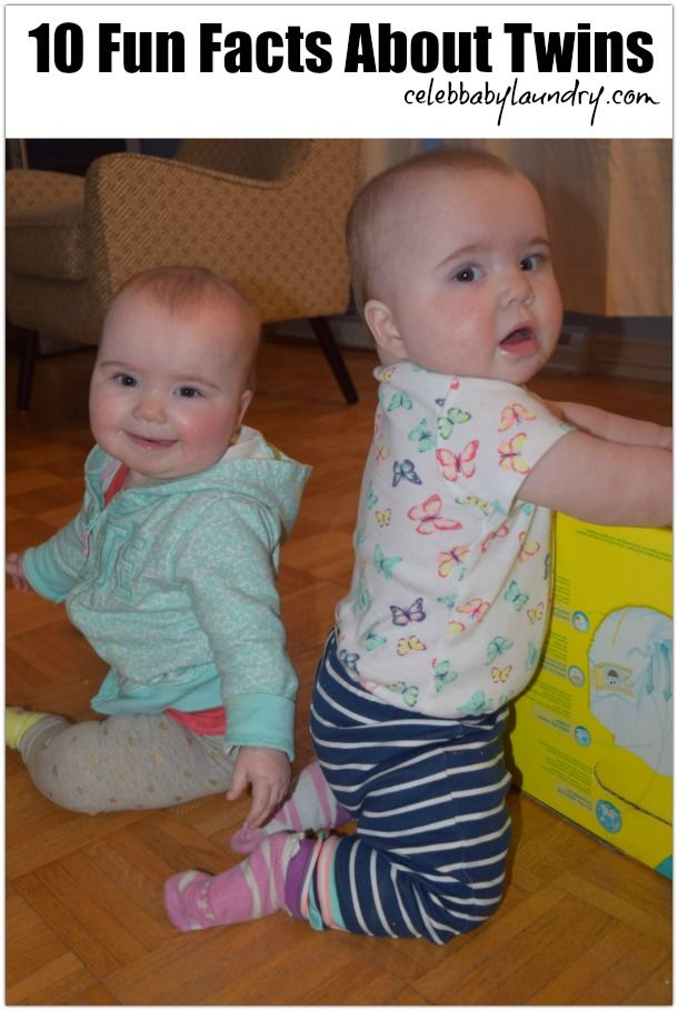 10 Fun Facts About Twins