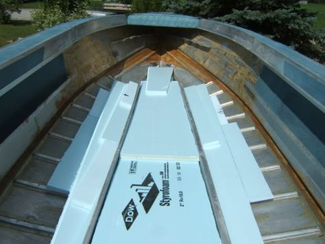 25 best ideas about boat restoration on pinterest for Best aluminum fishing boat for the money