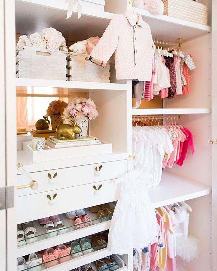 Such A Beautiful Closet Design By By   Home Decor For Kids And Interior  Design Ideas For Children, Toddler Room Ideas For Boys And Girls