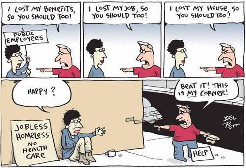 Government Employee Joke