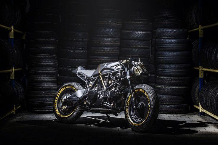 Release The Kraken Iron Pirate Ducati 750ss Ducati 750ss