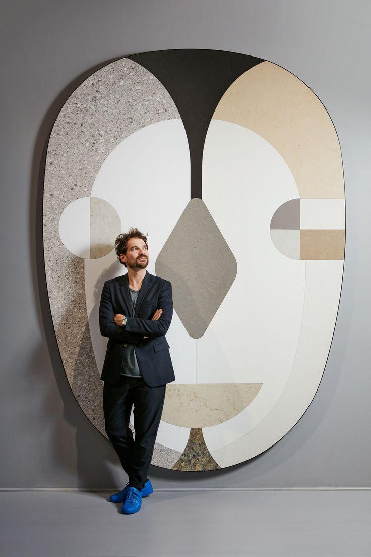 A Whimsical Caesarstone Installation from Jaime Hayon - Design Milk
