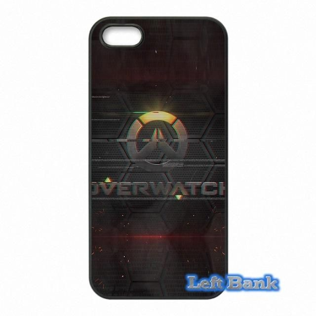 For LG L70 L90 K10 Google Nexus 4 5 6 6P For LG G2 G3 G4 G5 Mini G3S Fashion Game Overwatch Case Cover