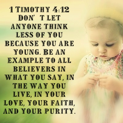 1 Timothy 4:12: God Quotes, Scripture, Inspiration Quotes, Professor Quotes
