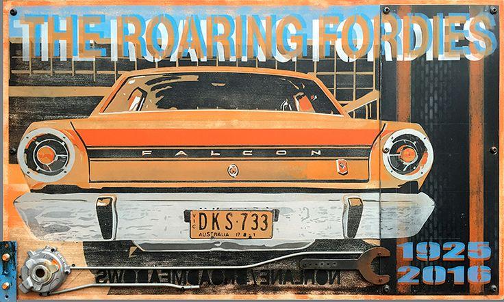 The Roaring Fordies by PAWA (Australia)