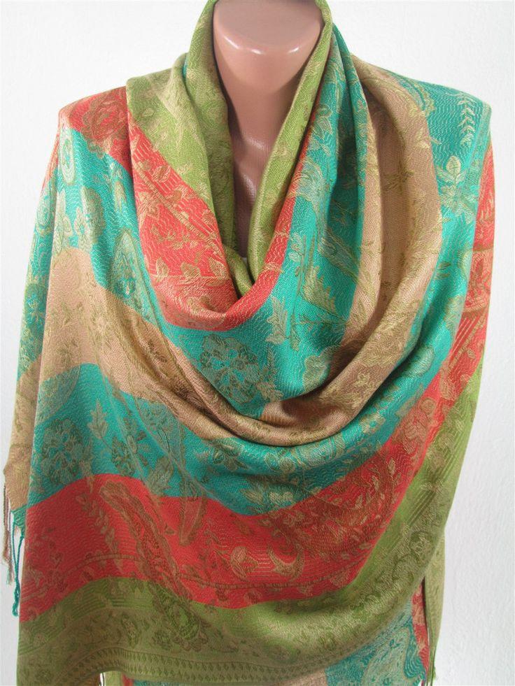 Pashmina Scarf Shawl Winter Scarf Winter Fashion Accessories www.scarfclub.net