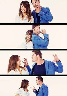 jay ryan and kristin kreuk tumblr - Google'da Ara