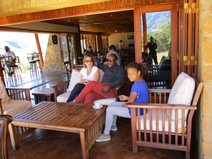 Family time @Maliba Lodge